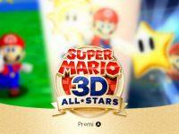 Super Mario 3D All Stars recensione copertina