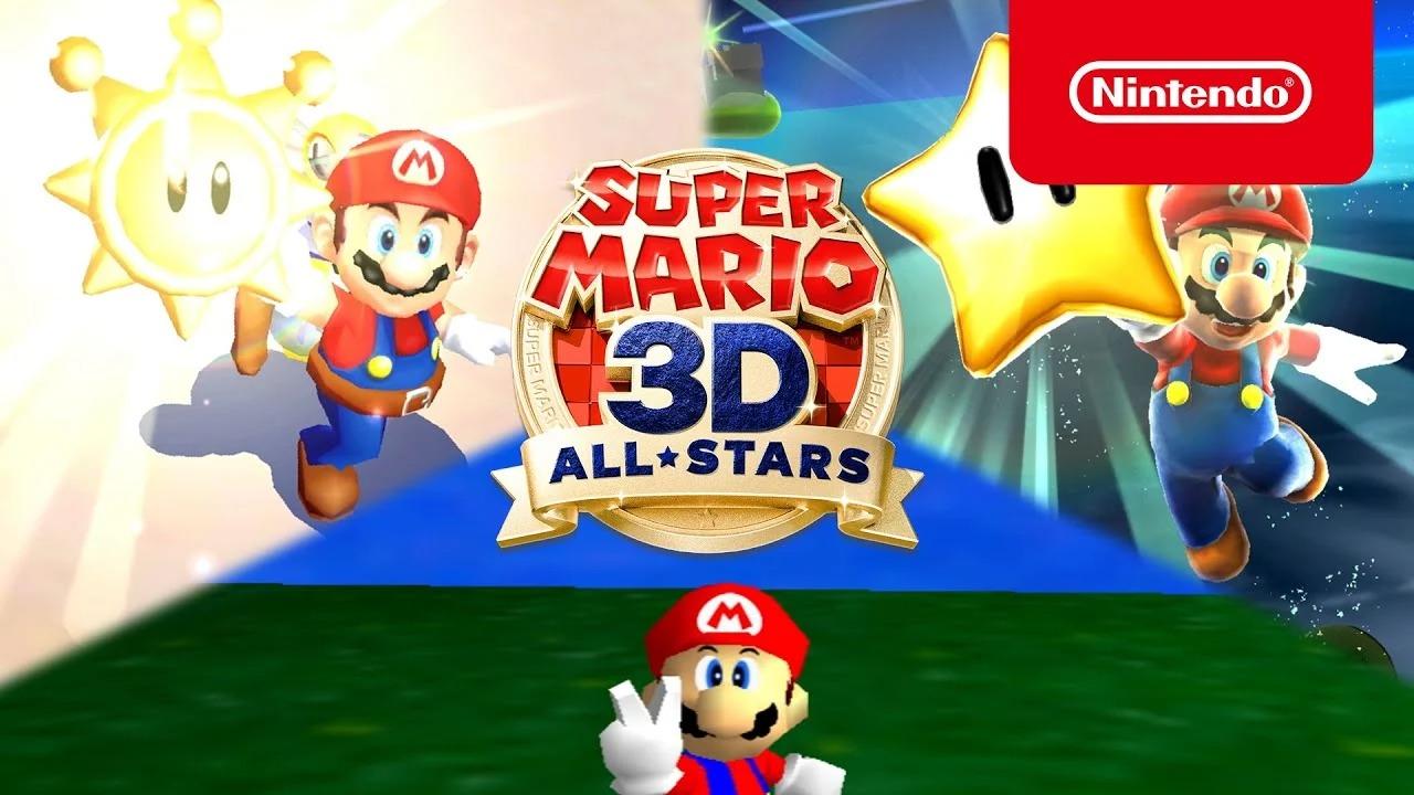 Super Mario 3D All-Stars: in attesa dell'uscita è già un successo di vendite thumbnail