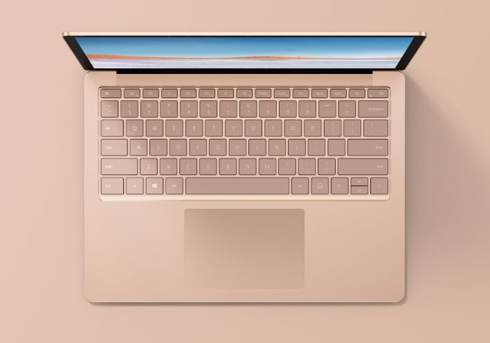 Microsoft lancerà un nuovo Surface Laptop da 12.5 pollici thumbnail