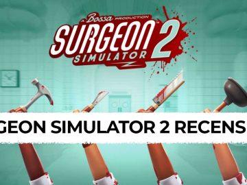 Surgeon Simulator 2 copertina