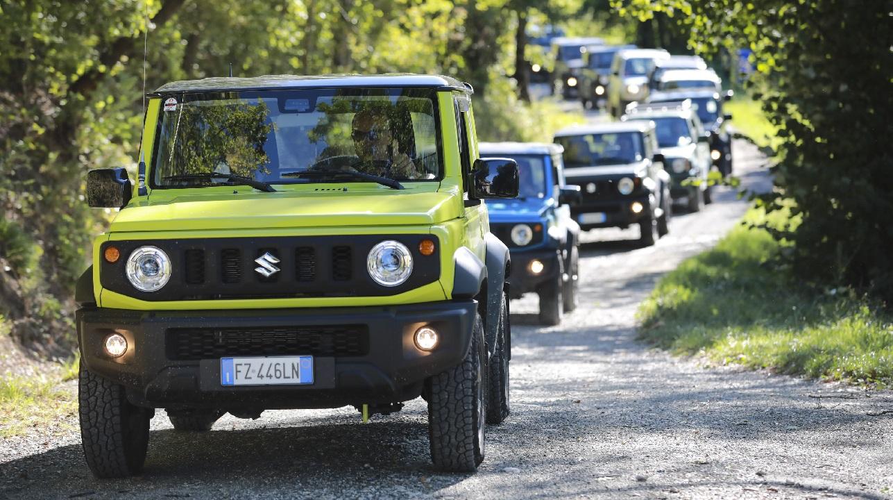 Suzuki 4x4: grande successo per la nona edizione del raduno thumbnail