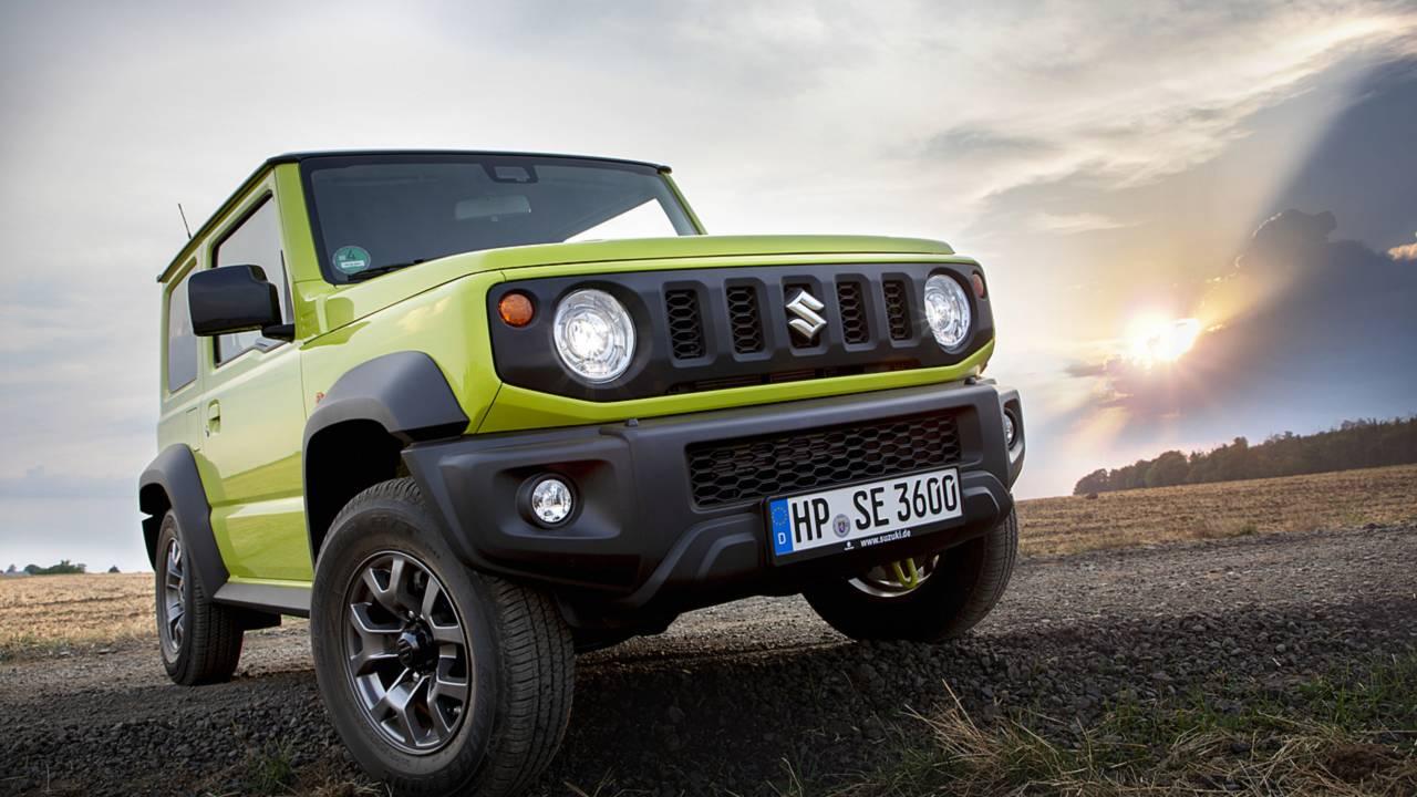 Suzuki JIMNY: presentata in Europa la versione autocarro thumbnail