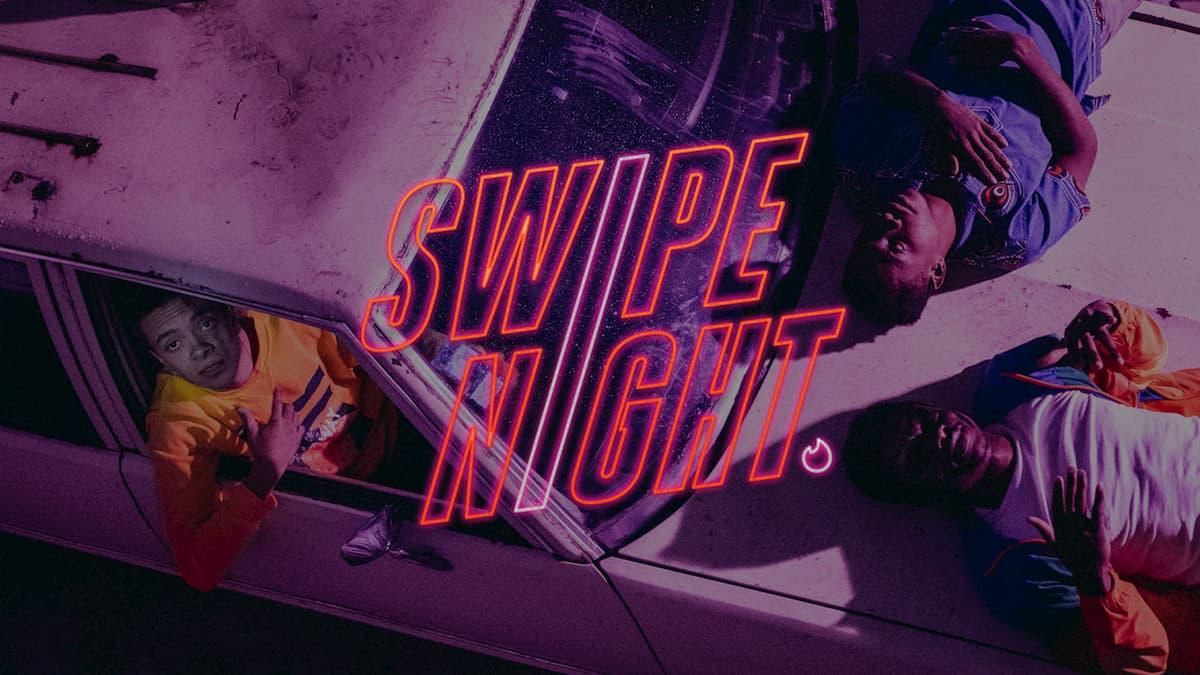Tinder annuncia la Swipe Night, l'evento interattivo per ampliare le conoscenze thumbnail