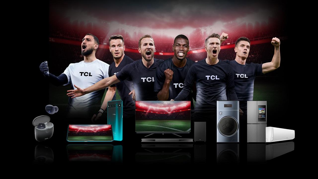 Sei stelle del calcio mondiale fanno parte della squadra di Brand Ambassador TCL thumbnail