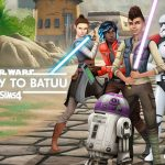 The Sims 4 Star Wars: Journey to Batuu recensione game pack