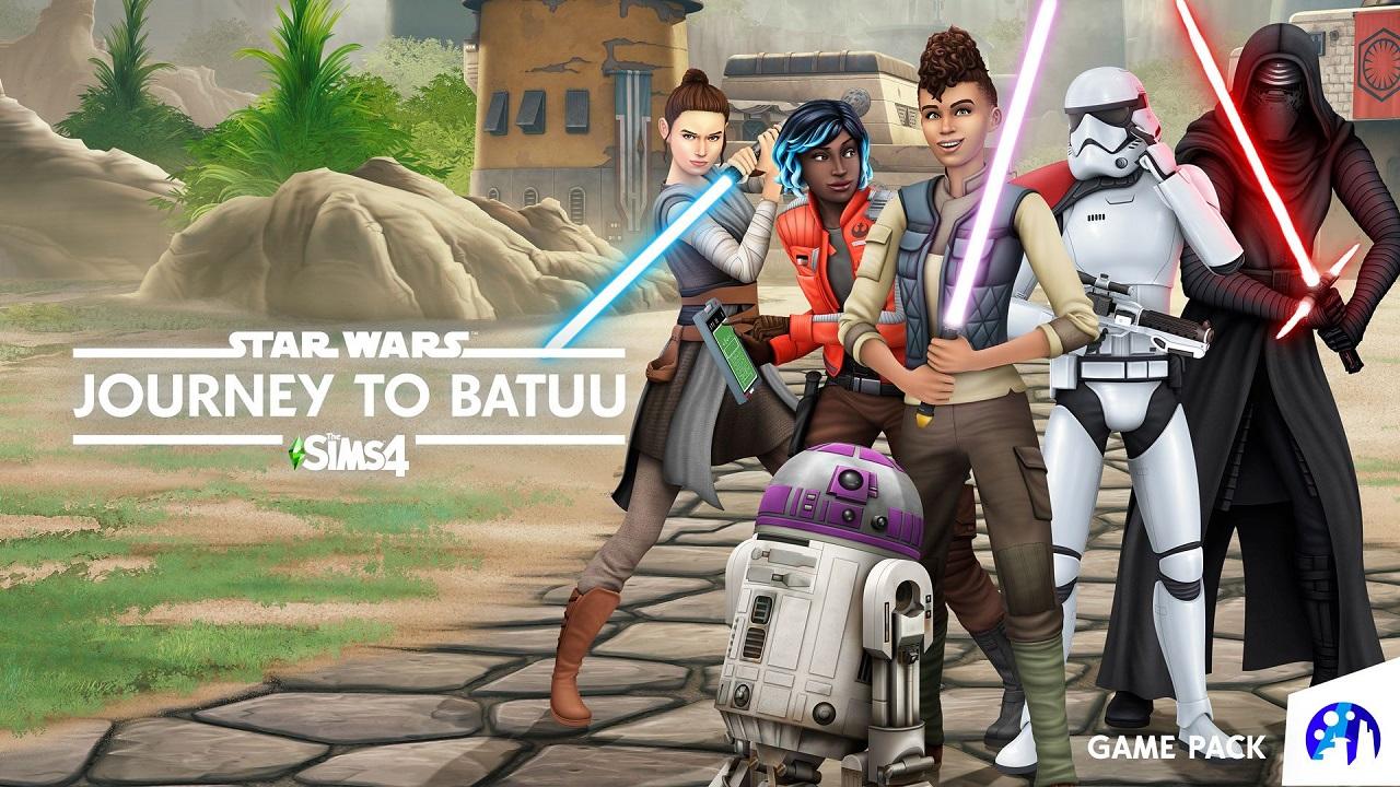 The Sims incontra Star Wars... e nessuno sa il perché thumbnail