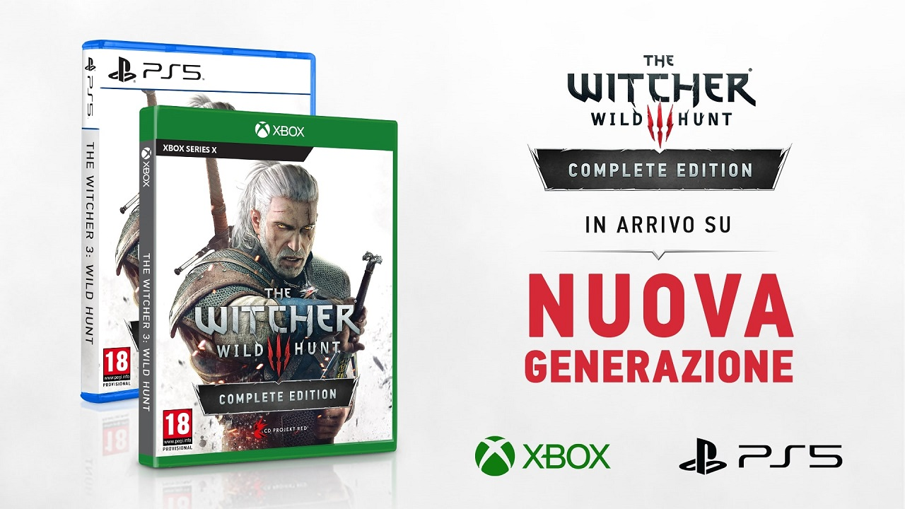 The Witcher 3 - Wild Hunt in arrivo sulle console di next generation e PC thumbnail