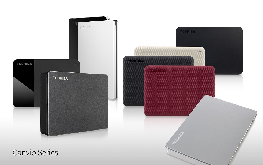 Toshiba Canvio: ecco i nuovi HDD esterni per gamer e utenti multipiattaforma thumbnail