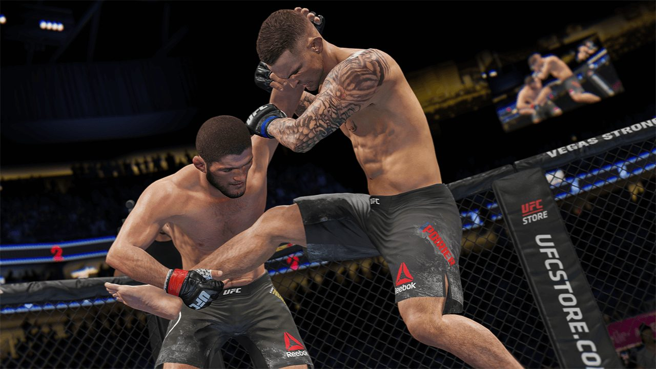 EA ritira gli annunci pubblicitari da UFC 4 dopo le diffuse lamentele del pubblico thumbnail
