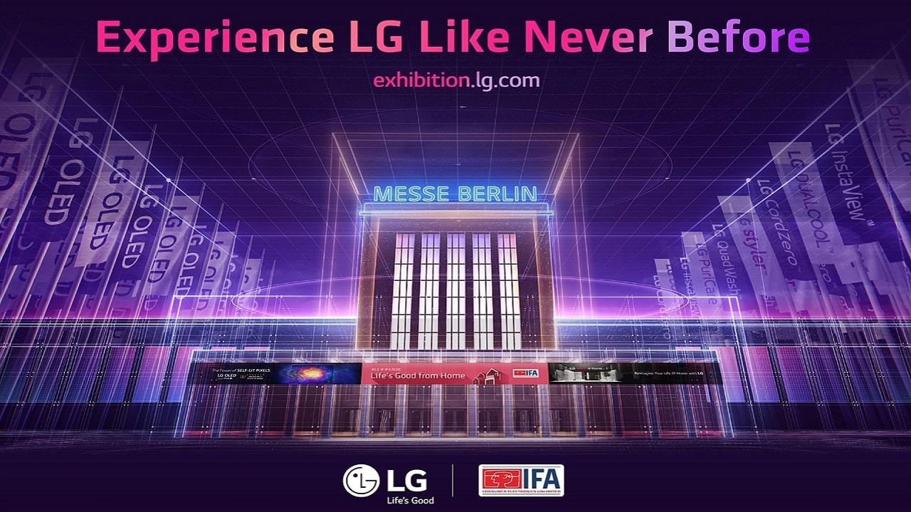 LG presenta il suo stand virtuale per IFA 2020 thumbnail
