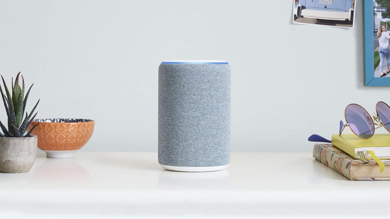 La nuova linea di prodotti Amazon Echo debutterà a breve thumbnail