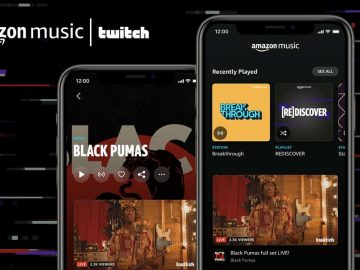 amazon music twitch