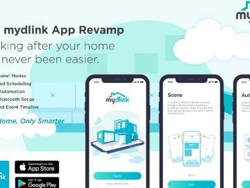 app mydlink