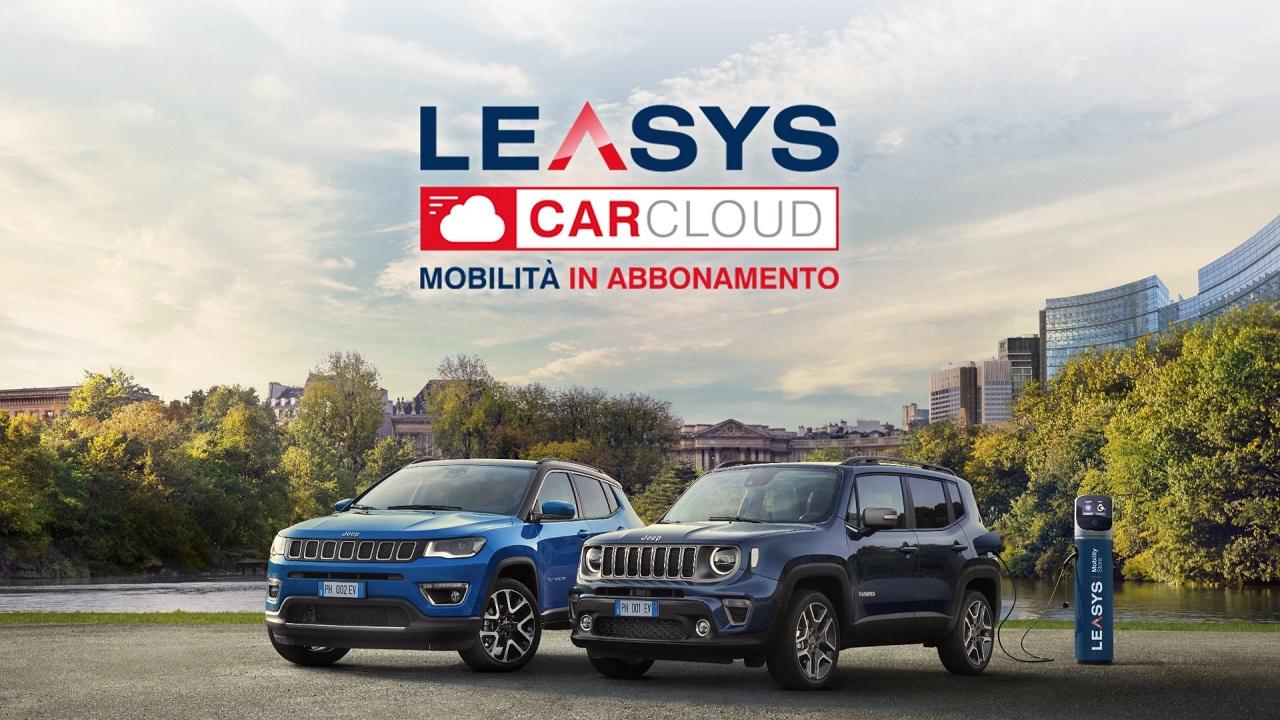LeasysCarCloud: spazio alle auto ibride con le nuove Jeep 4xe thumbnail