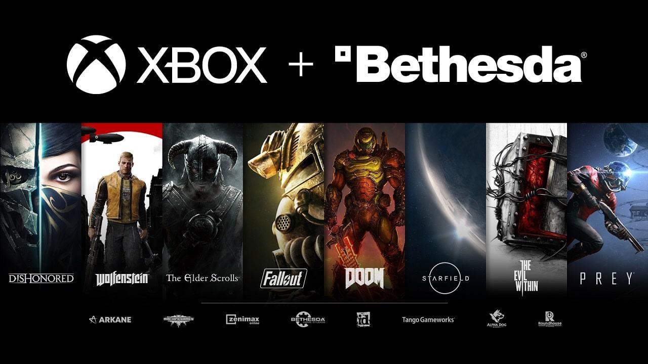 Bethesda esclusiva su Xbox? Ecco le dichiarazioni di Microsoft thumbnail