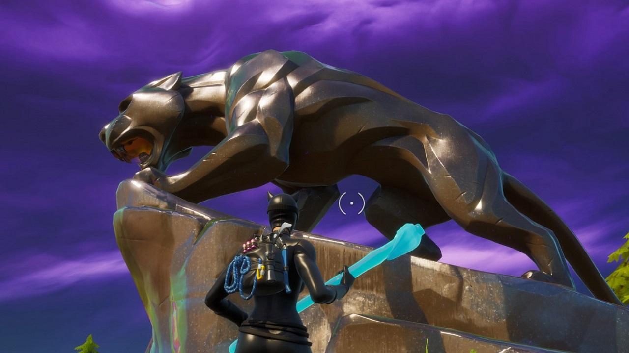 Fortnite omaggia Black Panther con un nuovo aggiornamento thumbnail