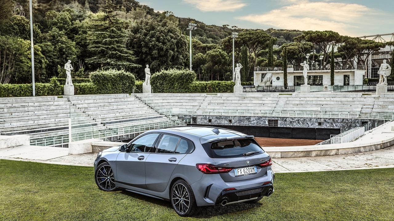 Internazionali BNL d'Italia: lo sponsor ufficiale è BMW thumbnail