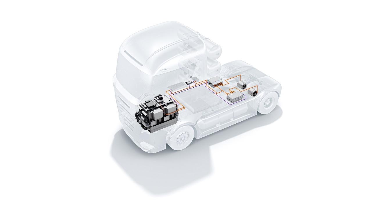 Bosch per la mobilità del futuro punta sulle tecnologie fuel cell thumbnail