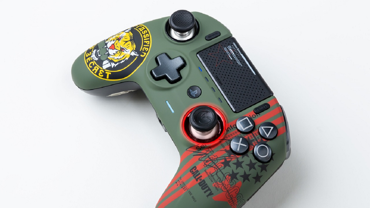 I controller NACON incontrano Call of Duty thumbnail