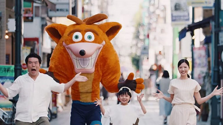 crash bandicoot 4 it's about time trailer live action