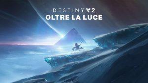 Destiny 2: Oltre la Luce ridurrà lo spazio d'archiviazione occupato dal gioco  Il titolo occuperà sino al 40% di spazio in meno