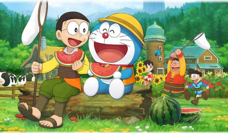 Doraemon Story of Seasons recensione. Campi da arare e amicizie da coltivare
