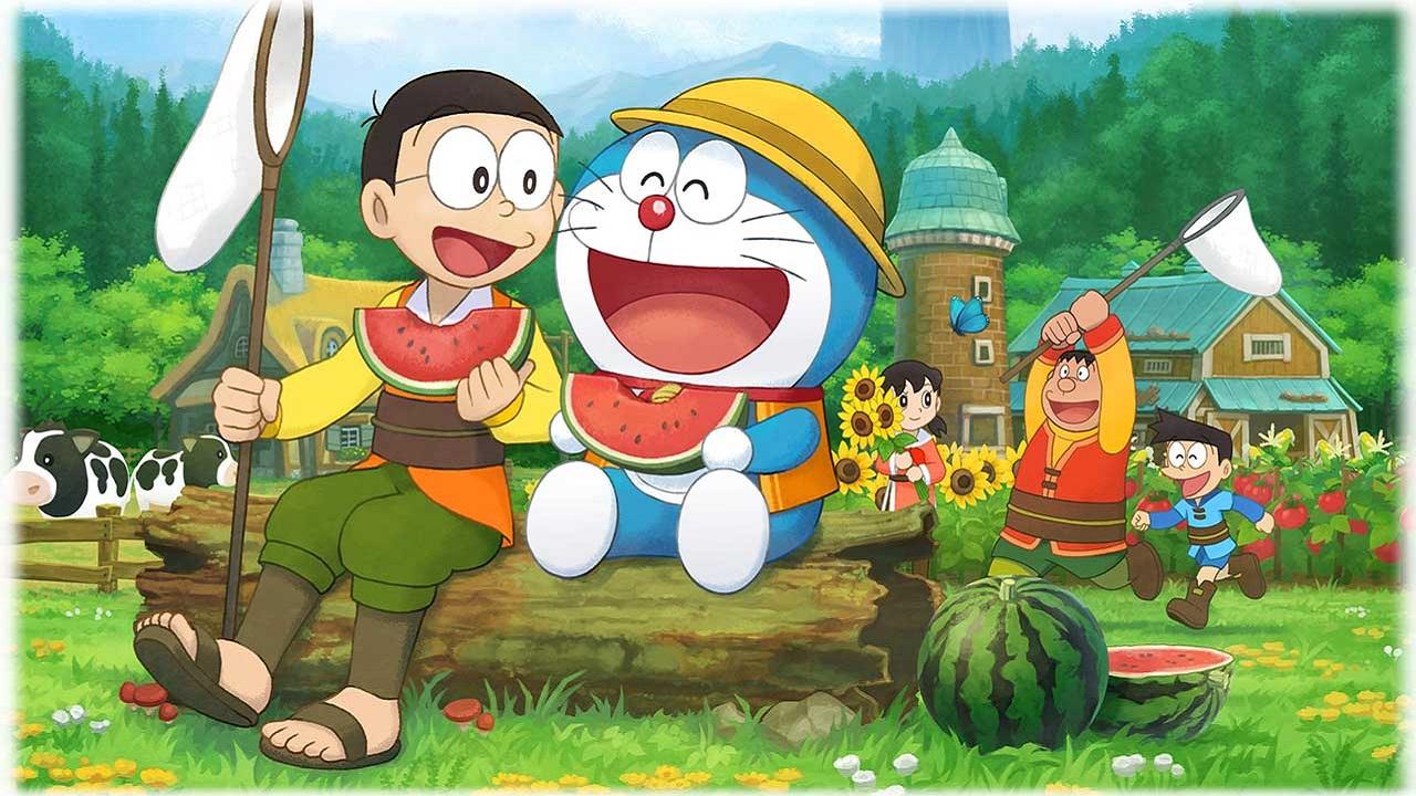 Doraemon Story of Seasons recensione. Campi da arare e amicizie da coltivare thumbnail
