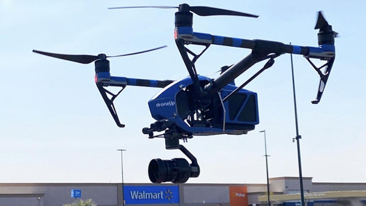 Walmart consegna i test COVID-19 con i droni thumbnail