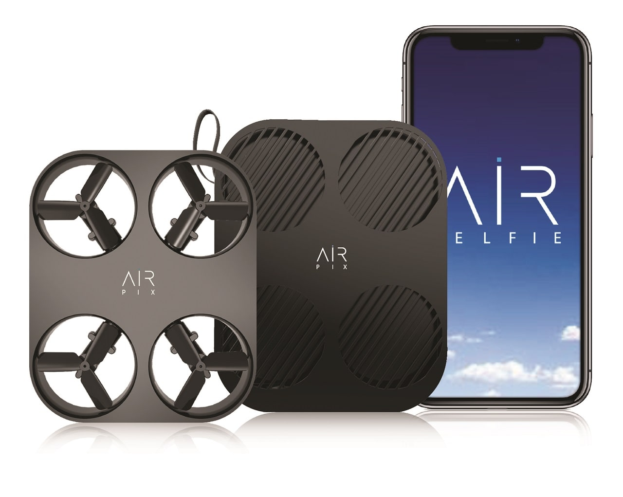 droni tascabili airselfie