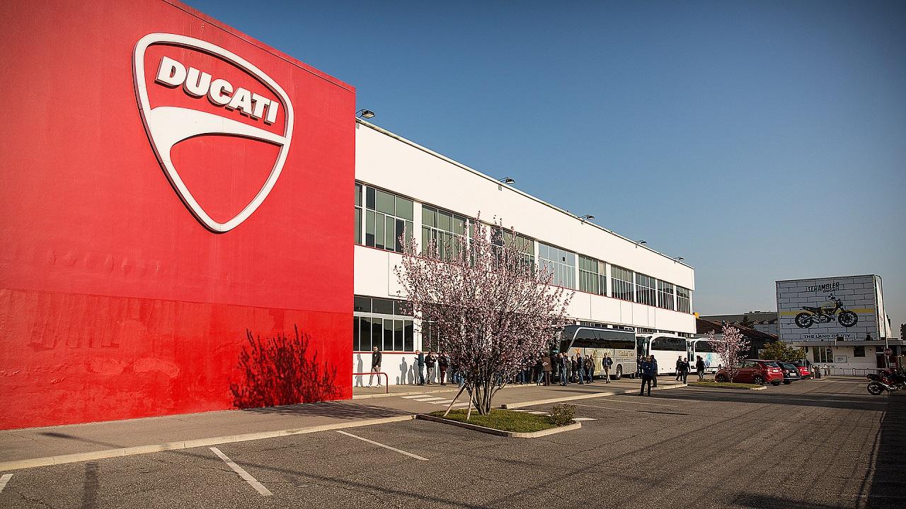 Ducati mantiene la sua operatività con il supporto di Aruba e Lenovo thumbnail