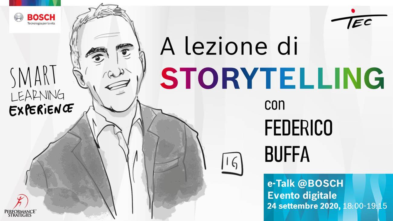 federico buffa incontro storytelling