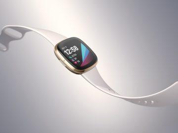 Fitbit Sense app ecg
