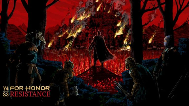 For honor terza stagione resistance