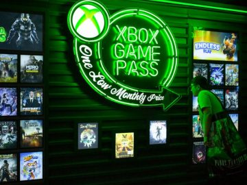 xbox game pass microsoft
