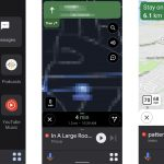 google maps app nuova interfaccia