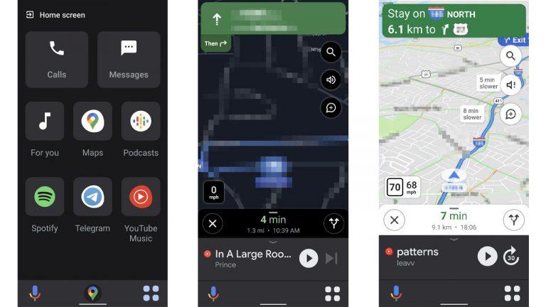 google maps app nuova interfaccia