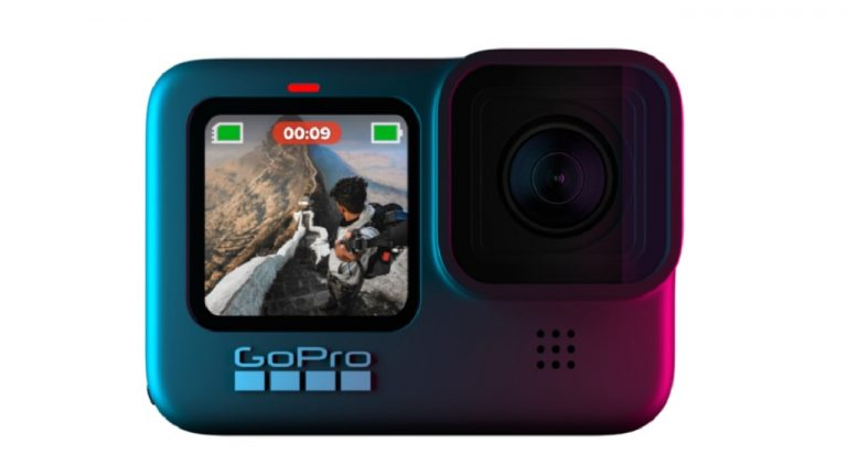 gopro hero9 black davanti