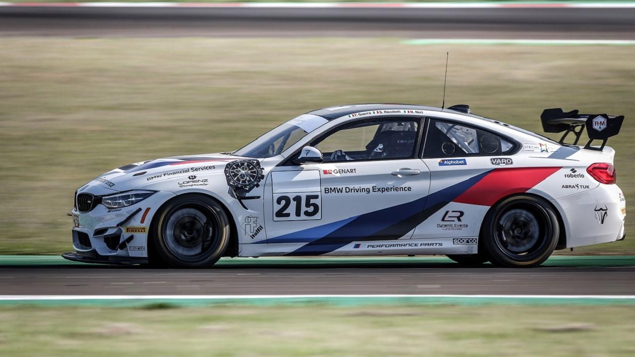 BMW Team Italia sul podio a Vallelunga thumbnail