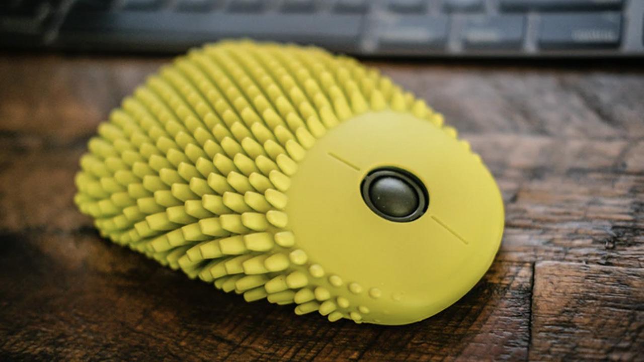 Il mouse che ti fa stare attento thumbnail