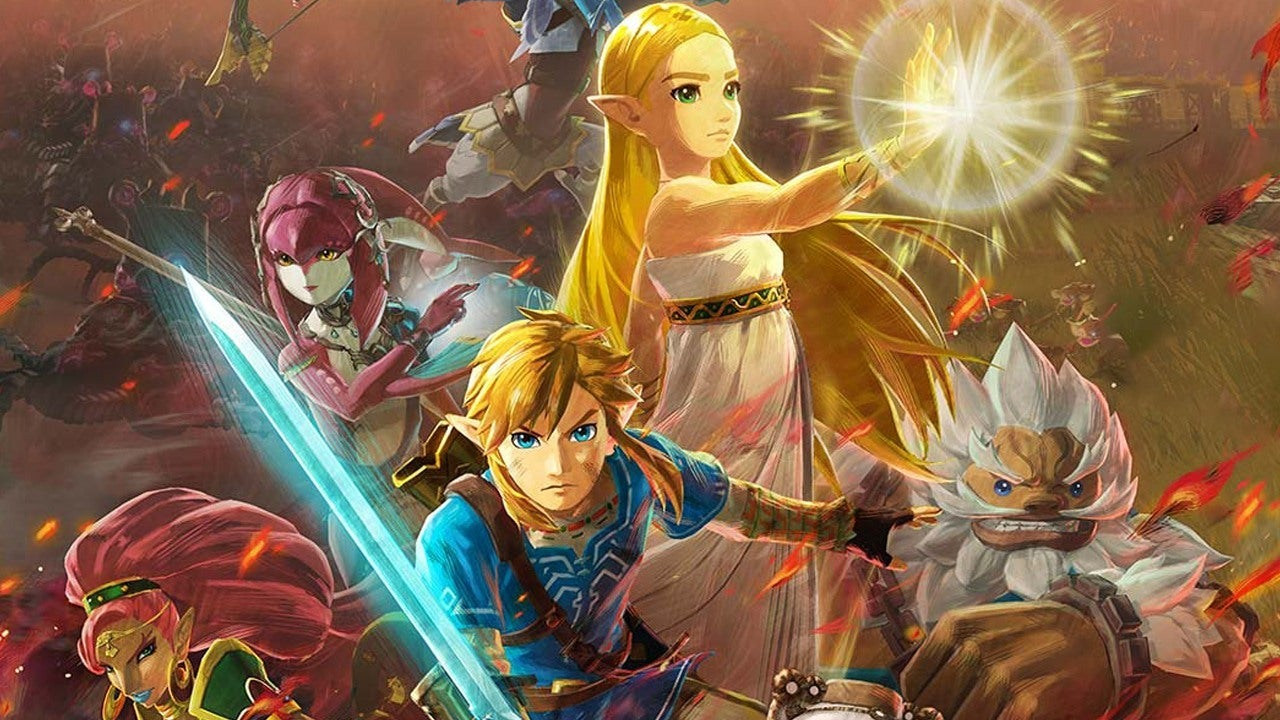 In arrivo il 20 novembre il prequel di Zelda: Breath of the Wild thumbnail