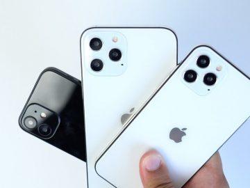 iPhone 12 lancio