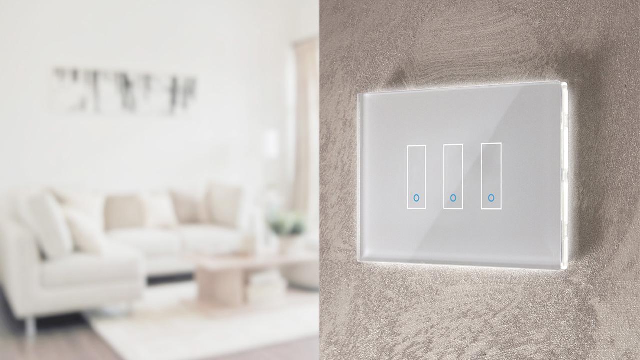 iotty smart home interruttore
