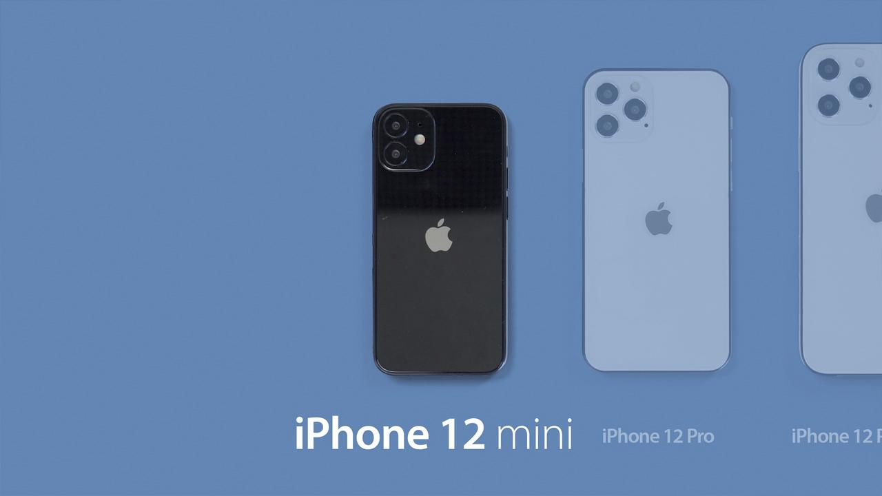 iPhone 12 mini sarà il più compatto della linea thumbnail