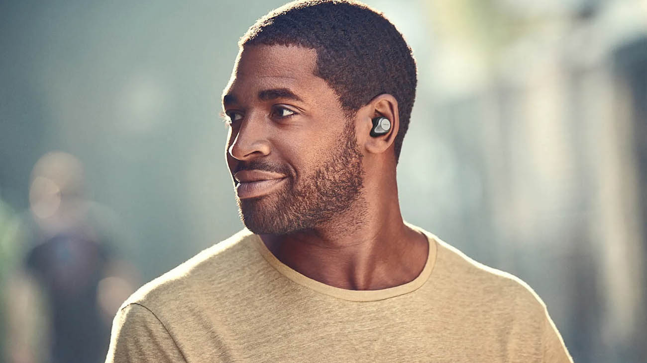 Audio wireless senza il minimo disturbo thumbnail