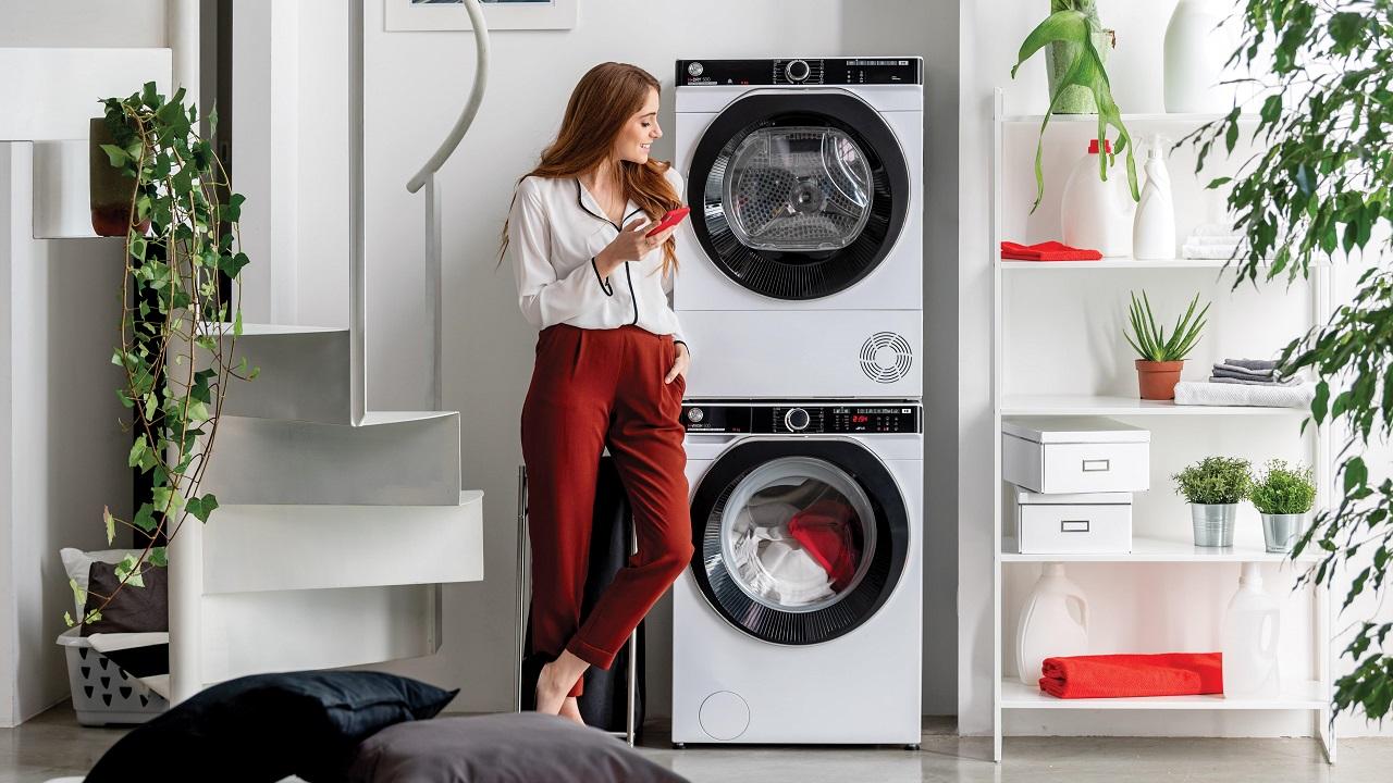 Hoover lancia la nuova gamma di lavaggio in Italia thumbnail