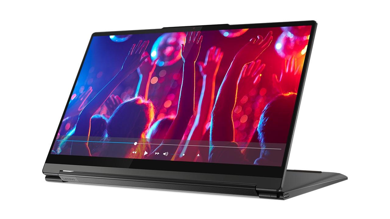 Ecco i nuovi laptop Lenovo Yoga con processore Intel di undicesima generazione thumbnail
