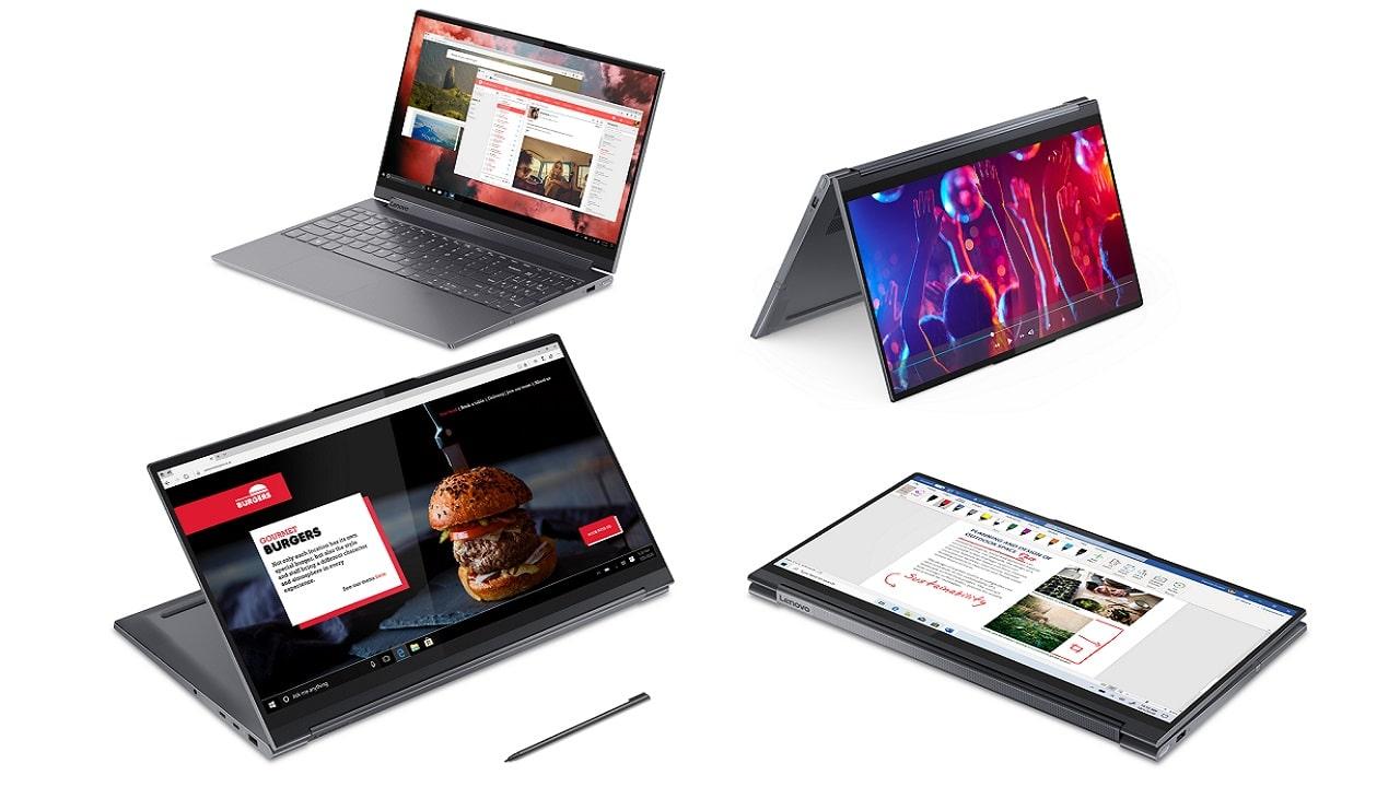 Lenovo presenta la nuova linea di PC, tablet e prodotti smart thumbnail