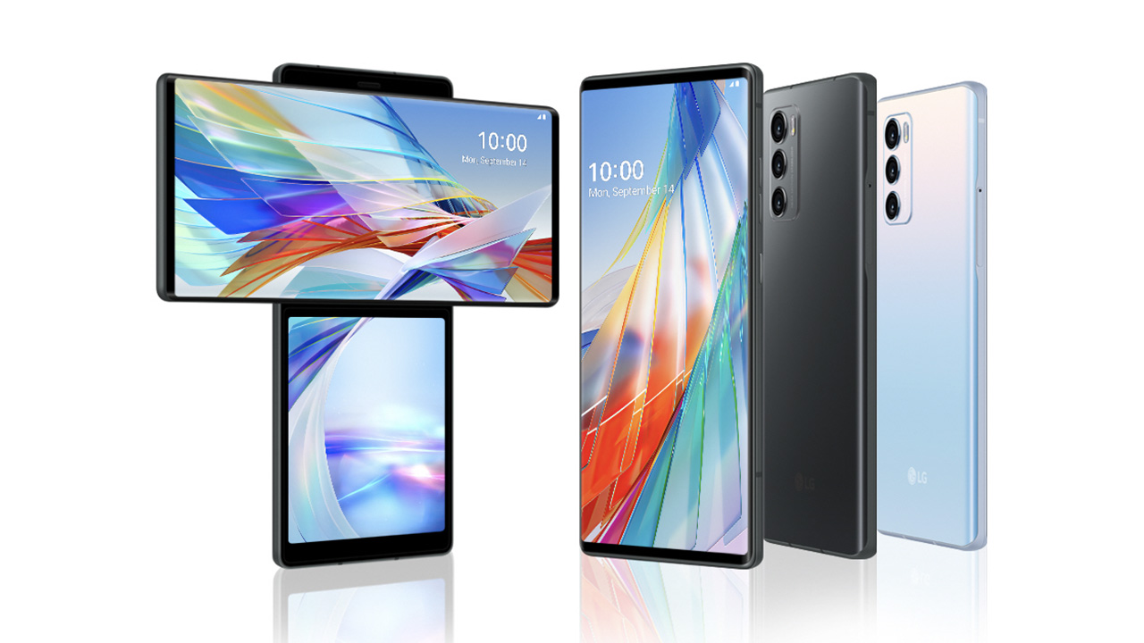 LG WING è ufficiale: ecco lo smartphone con lo schermo rotante thumbnail