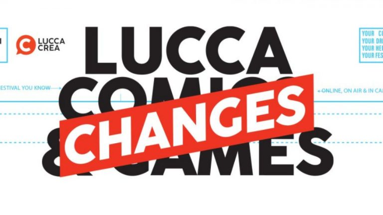 lucca comics 2020 amazon