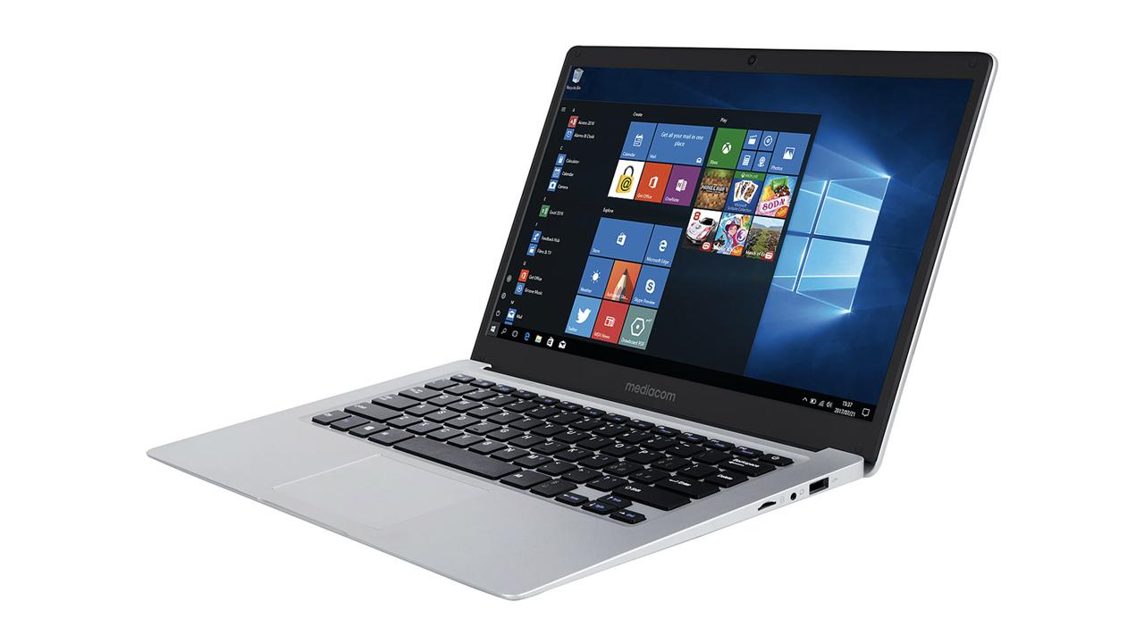 SmartBook One, il nuovo laptop leggero e sottile di Mediacom thumbnail